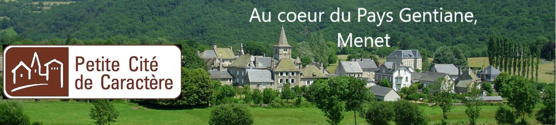 Commune de Menet - Cantal